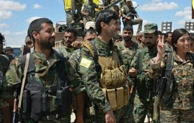 Курды заявили о начале наступления в Сирии