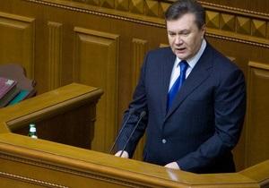 Янукович дал понять, что Азаров спешит с заявлениями о новой цене российского газа