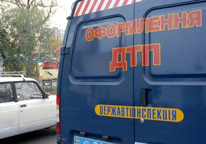 В Харькове в результате ДТП один человек погиб, двое пострадали