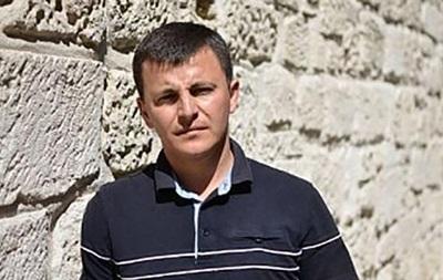 Появилось видео похищения в Крыму члена Меджлиса