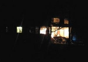 В Чернигове в жилом доме произошел взрыв: есть жертвы