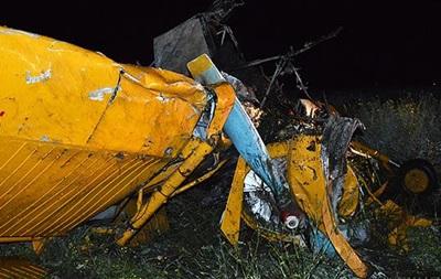 На Волині розбився літак, пілот загинув