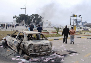 МИД не смог отправить самолет для эвакуации граждан Украины из Ливии