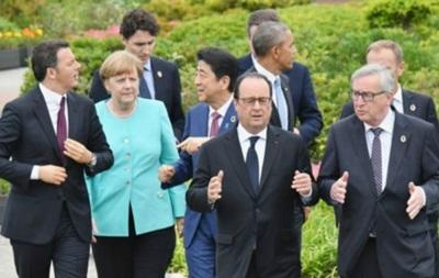 Світові лідери бачать загрозу у виході Британії з ЄС