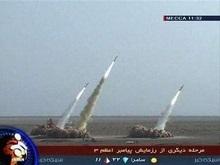 Иран провел новые испытания ракет