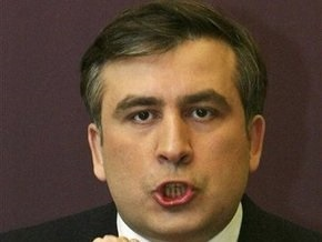 Саакашвили в ближайшее время ожидает новой атаки со стороны России