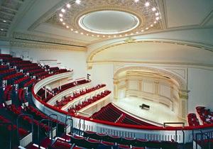 В знаменитом Карнеги-Холле пройдет гала-концерт с участием украинца