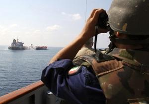 Турецкий министр призвал НАТО отправить корабли к берегам Газы