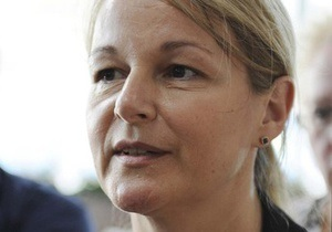 Немецкий врач Тимошенко вернулась в Харьков
