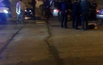 У Харкові копи ганялися за озброєними азербайджанцями