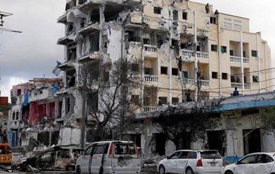 Теракт в отеле Сомали: число жертв выросло до 20