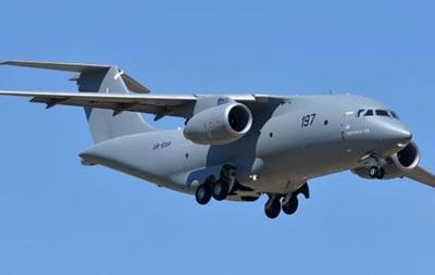 На авіашоу в Берліні показали український Ан-178