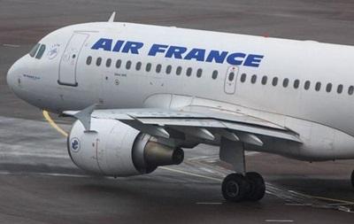 Пилоты Air France будут бастовать на Евро-2016