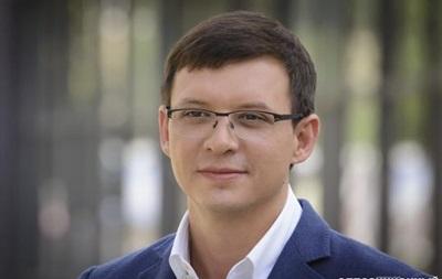 Мураєв вийшов з фракції Опозиційного блоку