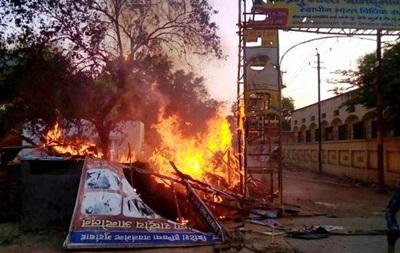В Индии 19 человек погибли в столкновениях полиции и сектантов