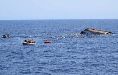 Біля берегів Криту затонуло судно з сотнями мігрантів