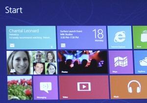Названы самые популярные устройства на Windows 8