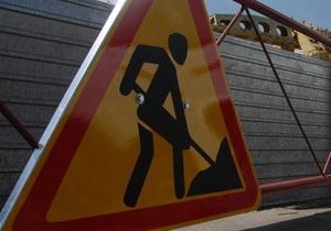 Укравтодор отремонтирует 6 км трассы Киев - Харьков за 116 миллионов гривен