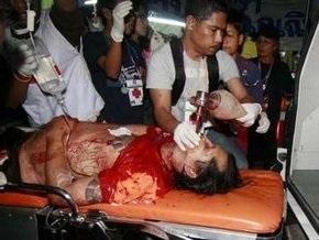 Восемь человек пострадали при взрыве у комплекса правительственных зданий в Бангкоке