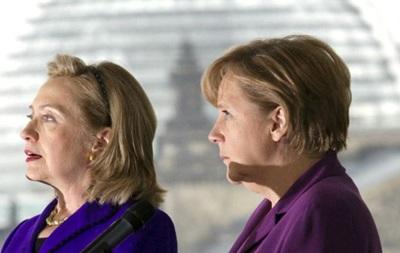Меркель вшосте стала найвпливовіша жінкою світу - Forbes