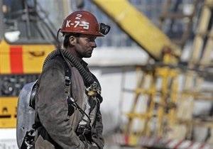 В Донецкой области на шахте произошел выброс метана. Пропали трое горняков