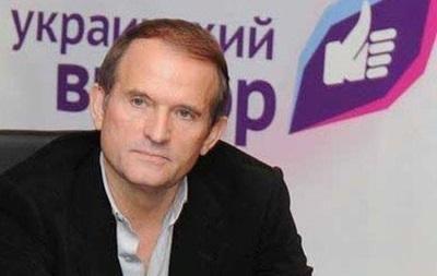 СБУ проверяет политсилу Медведчука на сепаратизм
