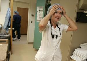 В России пациент, уставший ждать своей очереди, избил врача