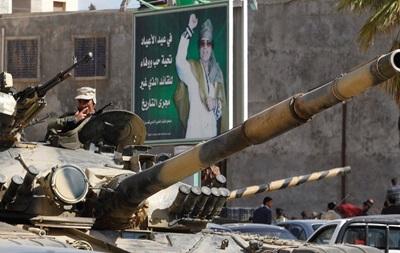 Ливийские военные отбили у ИГИЛ порт