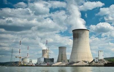 На АЕС в Бельгії зупинився ядерний реактор