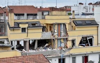 В Милане прогремел взрыв в доме: трое погибших
