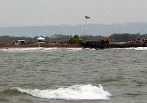 ЗН: В Киеве и Москве готовят соглашение по делимитации Керченского пролива