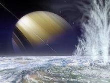 На спутнике Сатурна снова обнаружили воду