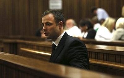Писториус не смог дать показания в суде