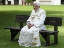 Тамплиеры подали в суд на Папу Римского