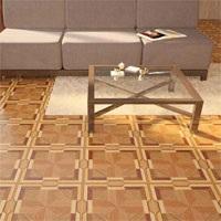 Коллекция керамической плитки  Рустик  — совершенная имитация текстуры паркета