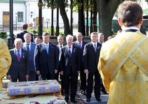 Госдеп США обратил внимание на то, что власти Украины отдают предпочтения одной религиозной группе