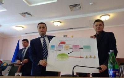 Холодницкий просит Раду разрешить арест Онищенко