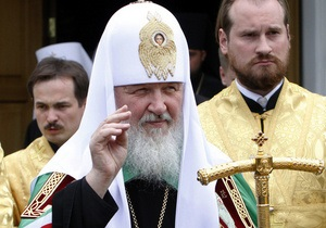 Патриарх Кирилл намерен приехать в Киев 28 июля
