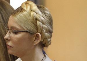 В СИЗО сделали вывод, что Тимошенко можно допрашивать