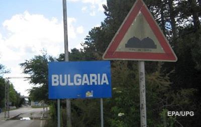 Автобус с украинцами задержан на выезде из Болгарии