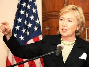 Хиллари Клинтон выразила поддержку единственной женщине-президенту в Африке