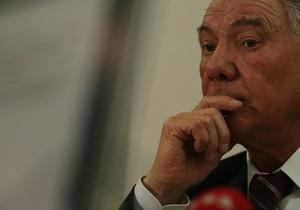 В МВД заявили, что расследованию ДТП с Омельченко мешает непогода