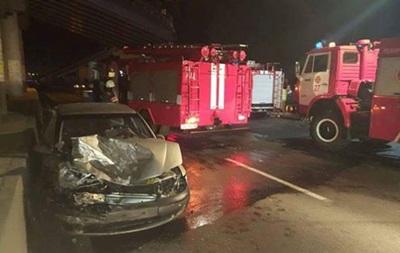 У Києві в ДТП потрапило авто посольства Азербайджану - ЗМІ