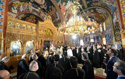 На Крите не будут обсуждать украинскую церковь – РПЦ