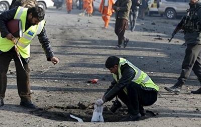 В Кабуле взорван автобус: есть погибшие и раненые