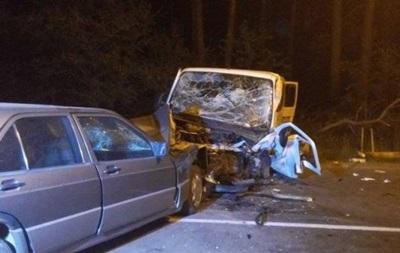 В Житомире в ДТП один человек погиб, семь пострадали