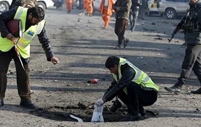У Кабулі підірвали автобус: 14 загиблих