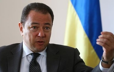 Порошенко звільнив посла України в Туреччині