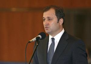 Премьер Молдовы отверг возможность объединения его страны с Румынией