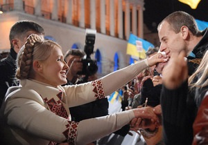 Тимошенко: Мы повсюду видим руки, которые крали, но им за это ничего не бывает